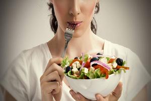 رژیم غذایی مدیترانه ای سبب تقویت بینایی می شود