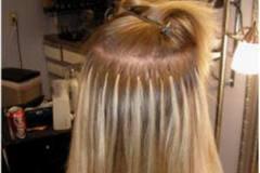 اکستنشن ومضرات اضافه کردن موهای مصنوعی