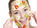 یک ماسک میوه ای مخصوص و فوق العاده برای پوست های چرب