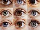 رنگ چشم چه ربطی به سلامتی دارد؟