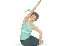 ۶ حرکت ورزشی برای درمان کمردرد + تصاویر