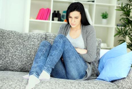 شکم درد در زنان