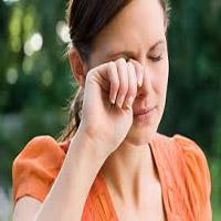 خارش شدید چشم سبب قوز قرنیه میشود ،خطر این بیماری در دیابتیها