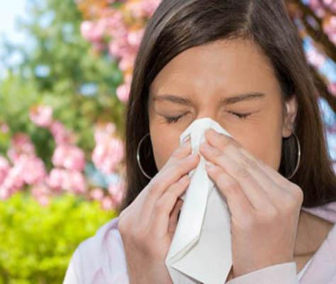 آسم و آلرژی
