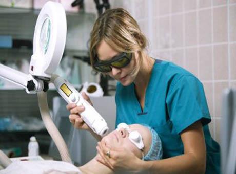 بيماري هاي پوستي که با ليزر درمان مي شوند