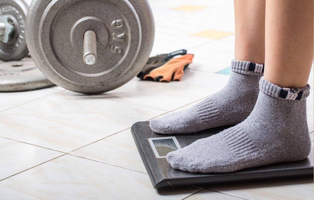 افزایش وزن در زمستان