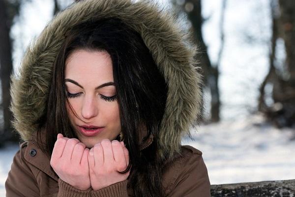 پیشگیری از سرمازدگی