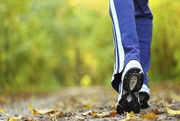 پیاده روی تند