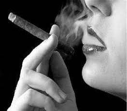 زنان سیگاری و مبتلا شدن به بیماری سرطان ریه!