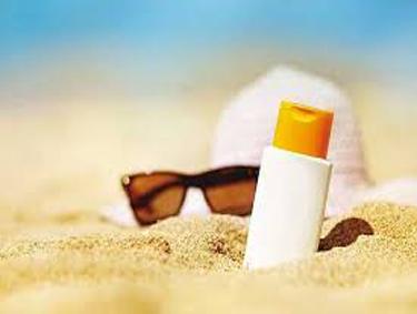 ضد آفتابهای طبیعی و خوراکی