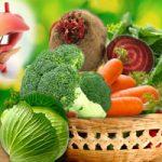 نشانه های کبد مسموم و غذاهایی که کبد را سم زدایی می کنند