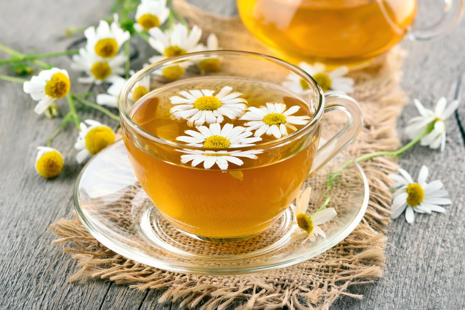 مزایای چایهای گیاهی