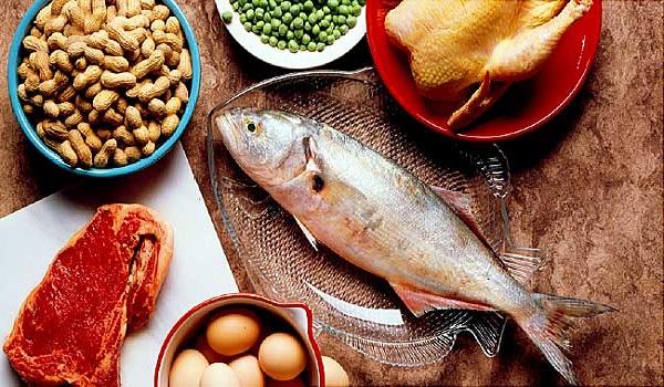 از فواید رژیمهای غذایی با محتوای بالای پروتئین