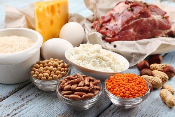 فواید رژیمهای غذایی پر پروتئین