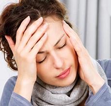 با تغییر دمای بدن سردرد میگرنی خود را درمان کنید