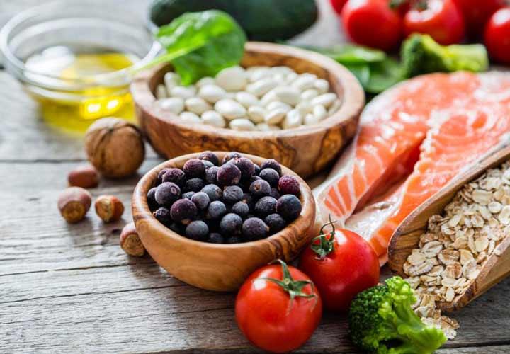 رژیم غذایی مناسب قلب