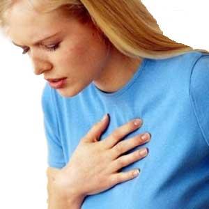چه چیزی موجب تپش قلب و تنگی نفس میشود؟