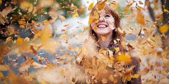 نکات سلامتی در پاییز