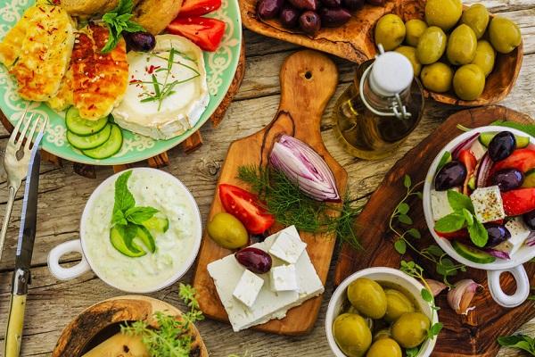 رژیم غذایی مدیترانه ای در بیماران قلبی