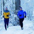 دلایلی بر دویدن در آب و هوای سرد!