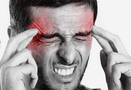 سردردهای دردناک خوشه ای