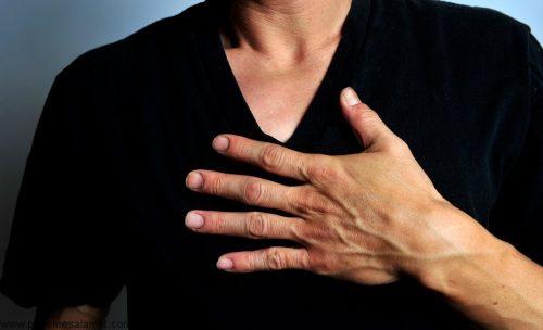بهبود گرفتگی سینه