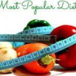 پرطرفدارترین رژیم لاغری برای کاهش وزن را بشناسید