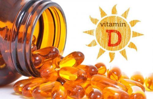 مصرف مکملهای ویتامین دی