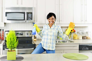 تأثیرات مثبت و باور نکردنی خانه تکانی بر سلامت