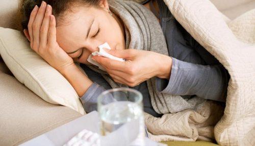 سرماخوردگی در فصل بهار