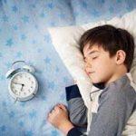 مضرات دیر خوابیدن کودکان