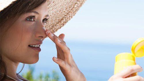 محفاظت از پوست در برابر آفتاب