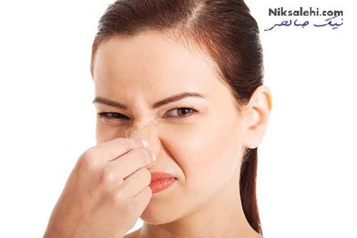 بوی بد بعد از پریود