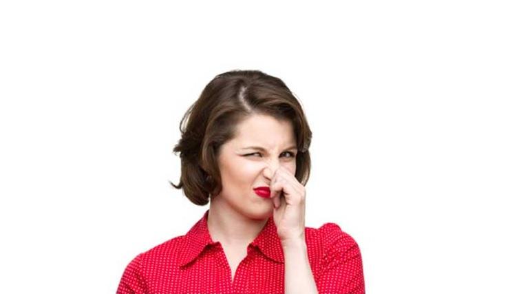 بوی بد واژن