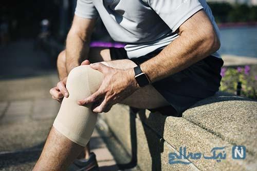 درمان درد زانو و مفاصل