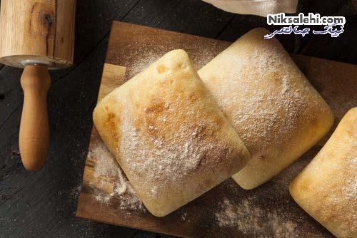 مضرات مصرف نان