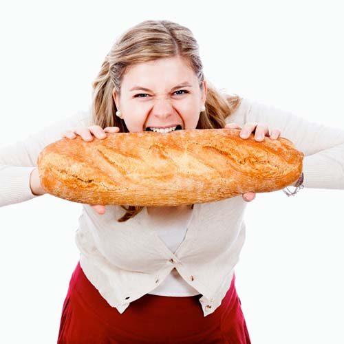 چرا نان خوردن برایتان خوب نیست