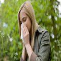 سرفههایی که خبر از آلرژی میدهند