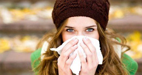 سرفه و آلرژی