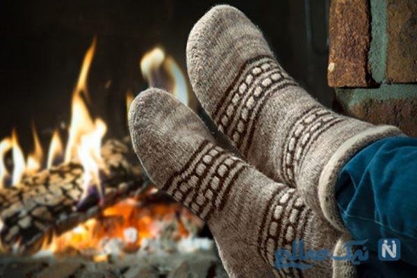 سردی پاها و چه زمانی بیشتر این مشکل پیش می آید
