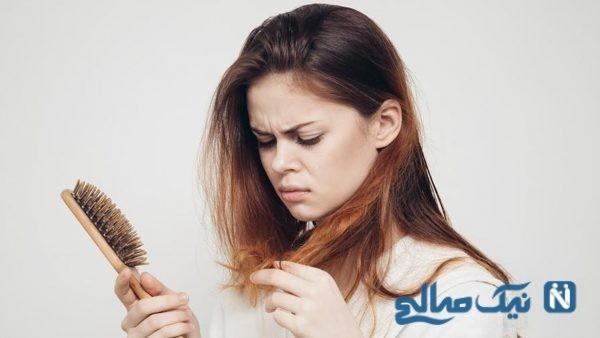 ریزش موی نوجوانان