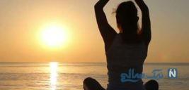 مدیتیشن صبحگاهی ۵ دقیقه ی برای تمرکز و درمان استرس