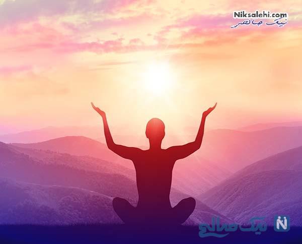 مدیتیشن صبحگاهی 5 دقیقه ی برای تمرکز و درمان استرس