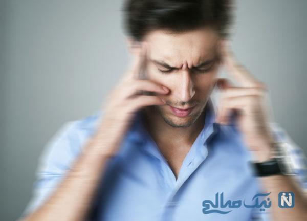 تفاوت سرگیجه با گیجی سر دلایل ایجاد و راه های درمان