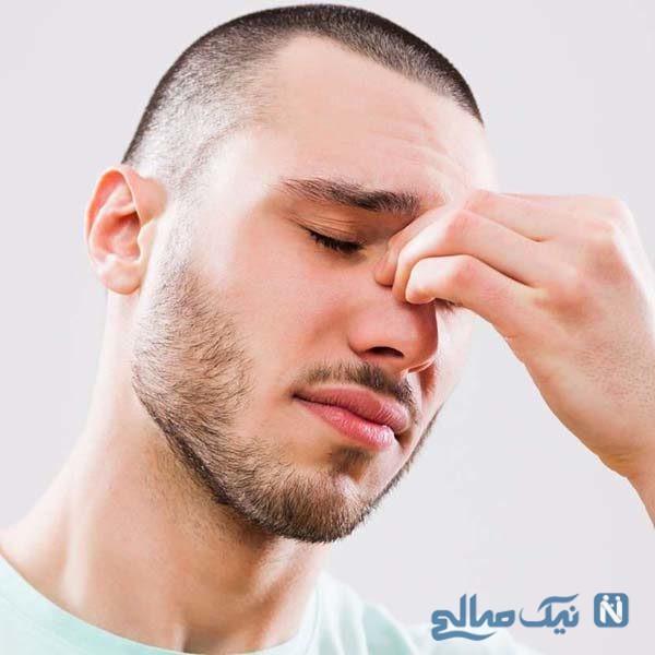 روش های تشخیص و درمان خانگی سردرد سینوسی