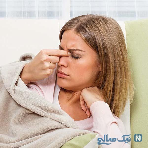 درمان های خانگی موثر برای خشکی بینی