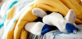 خوابیدن با جوراب چه فوایدی دارد و مضرات آن چیست