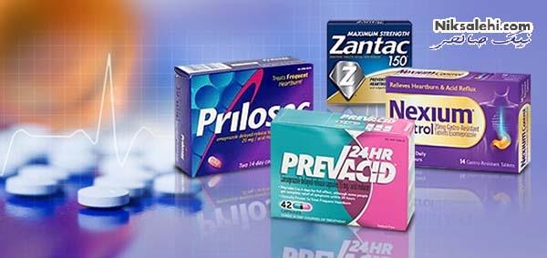 عوارض داروهای ضد اسید معده