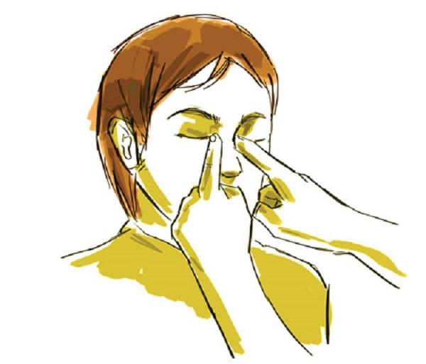 برطرف کردن خستگی چشم