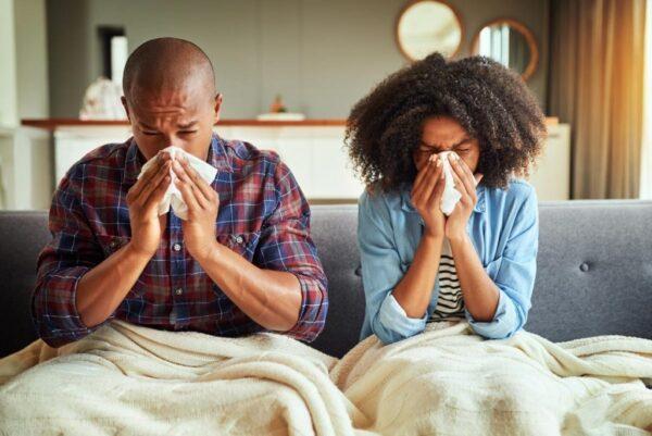 سرماخوردگی طولانی
